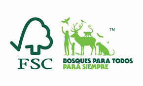 FSF Logotipo - Bosques para todos siempre