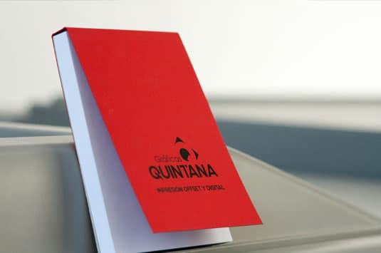 Gráficas Quintana - Imprenta barata en Logroño