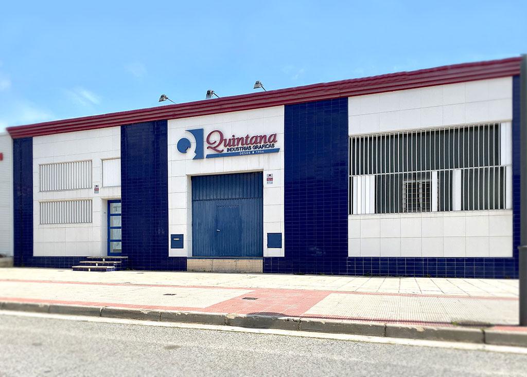 Gráficas Quintana - Mejor imprenta de La Rioja